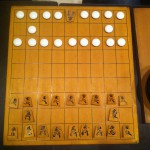 将棋の思い出