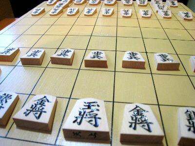 独自に発展した「日本の将棋」